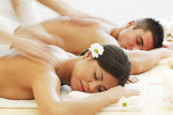 Медичний масаж тіла