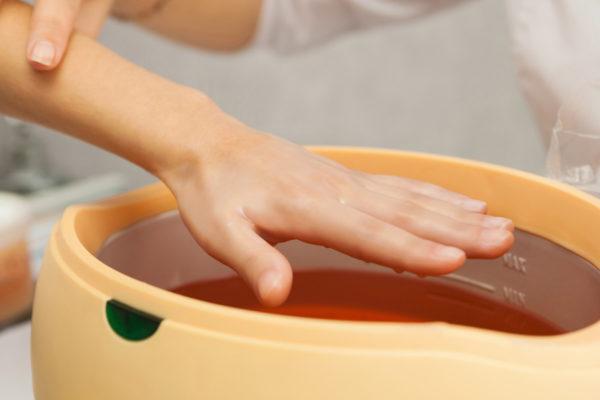 Парафінотерапія рук